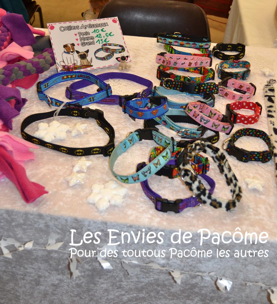 marché de noel saint pol (4) colliers pour chiens fait main